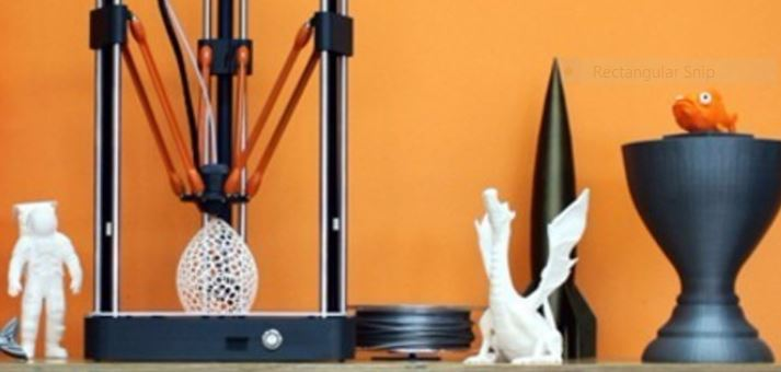 NEVA 3D Printer from Dagoma USA