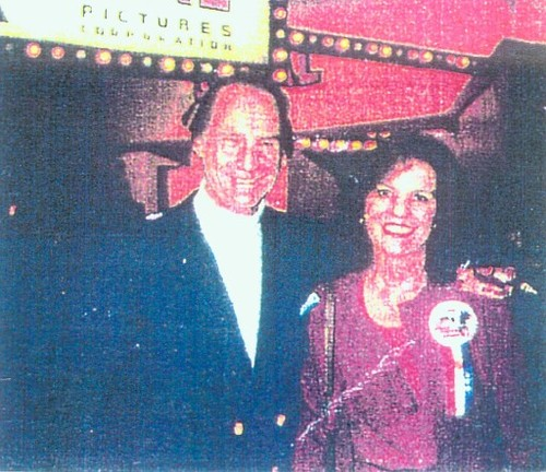 Joyce and Sid Caesar @ Celebrity Event