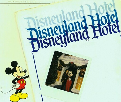Disneyland Hotel Re-launch by JCOM
