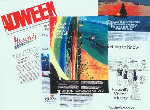 Hawaii Visitor Industry Guidebook & Editorial