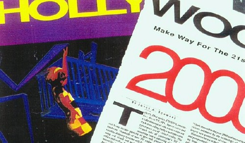 Hollywood 2000 Forecasts Story by Joyce Schwarz